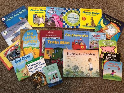 Used Book Lot - 20 Books - Great Condition