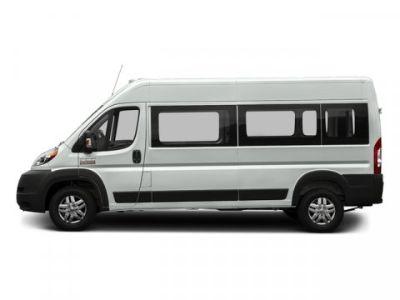 2018 RAM ProMaster Window Van (Bright White Clearcoat)