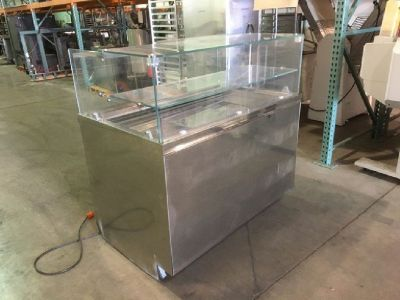 Oscartek Gem Refrigerated Display Case RTR# 9041692-10
