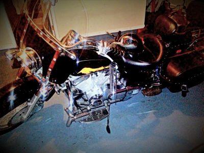 2005 Honda VT