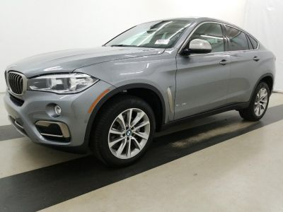 2018 BMW X6 sDrive35i Sports Activity Coup (Dark Graphite Metallic)