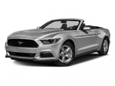 2016 Ford Mustang EcoBoost Premium (Black)