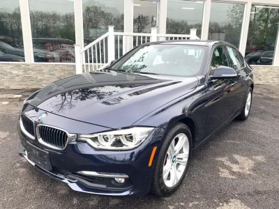 2016 BMW 3-Series 4dr Sdn 328i xDrive AWD SULEV (Imperial Blue Metallic)