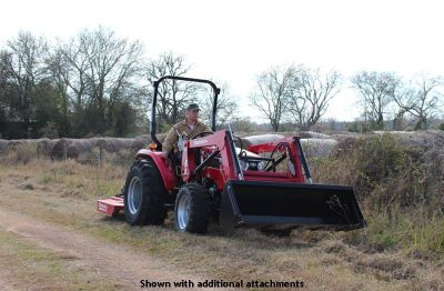 2018 Mahindra 2545 4WD Shuttle Compact Tractors Evansville, IN