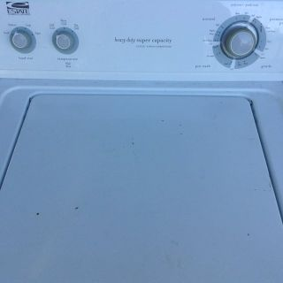 Whirlpool estate washer for sale