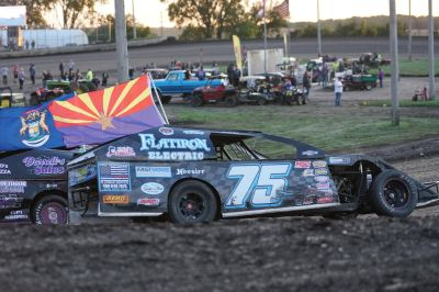 2018 Larry Shaw modified