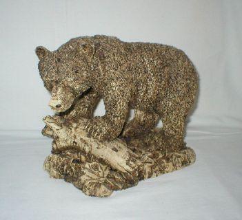 Realistic Brown Bear - Wildlife Indoor Home Decor