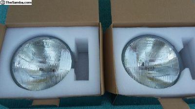 German VW Vanagon Westfalia Wagner Headlights