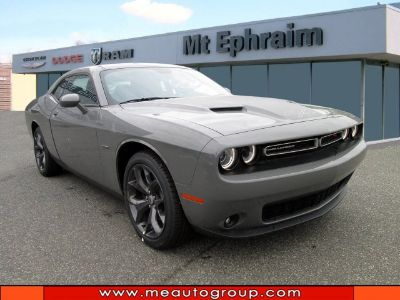 2018 Dodge Challenger R/T Plus (Destroyer Gray Clearcoat)