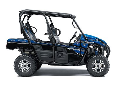 2018 Kawasaki Teryx4 LE Side x Side Utility Vehicles Jamestown, NY