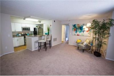 The Caddy is a one bedroom one bath floor plan.