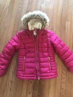 Old navy warm coat great condition size 10-12