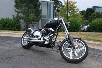 2001 Harley-Davidson HERITAGE SOFTAIL CHOPPER (Black)