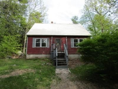 3 Bed 1.5 Bath Foreclosure Property in Nottingham, NH 03290 - Lakeview Dr