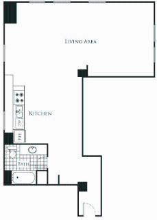 1 bedroom in New Downtown