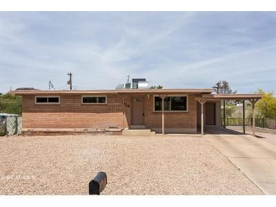 4 Bed 3 Bath Foreclosure Property in Tucson, AZ 85713 - W Astolat Rd