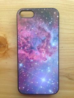 Galaxy-Themed Iphone 5 Case