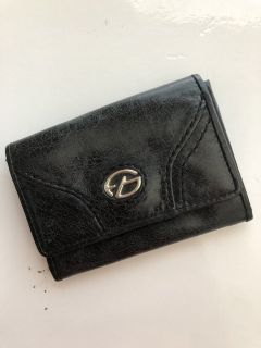 Francesco Biasia Leather Wallet