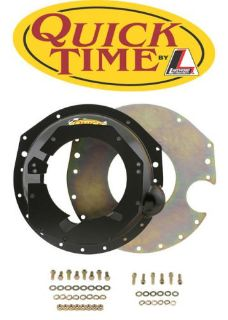 Sell Quick Time RM-6023 SBC BBC LT1 Bellhousing to T56 6 Spd. LS-1 Chevy Transmission motorcycle in Story City, Iowa, United States, for US $685.93
