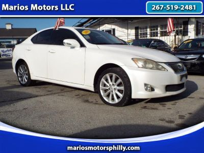 2009 Lexus IS IS 250 AWD  Sequential