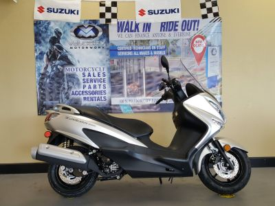 2018 Suzuki Burgman 200 250 - 500cc Scooters Melbourne, FL