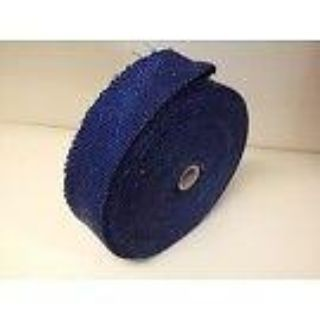 "Purchase XPW Blue 25' x 2"" Header/Exhaust Pipe Wrap Harley/Indian/Honda/Motorcycle/Trike motorcycle in Atoka, Tennessee, US, for US $12.95"