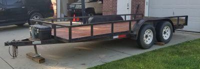 16x6 utility trailer