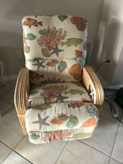 Furniture - rocker recliner