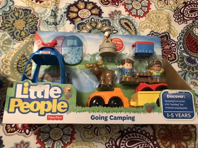 Little People. Store bought condition. Mint.
