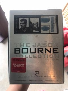 Jason Bourne collection
