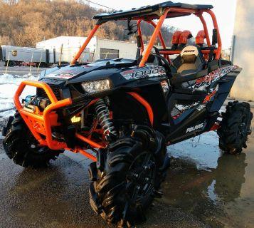 2015 Polaris RZR XP 1000 EPS High Lifter Edition Sport-Utility Utility Vehicles Brilliant, OH