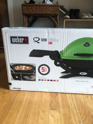 Brand new Weber Grill