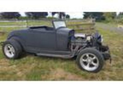 1929 Ford Model A Rat Rod Convertible