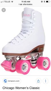 Looking for roller skates