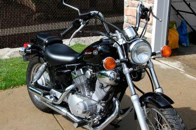 2010 Yamaha XV250D