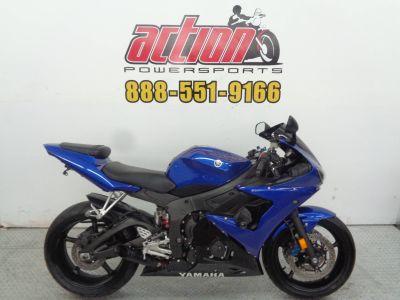 2008 Yamaha R-6S Sport Tulsa, OK