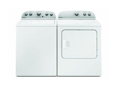 NEW WASHER/DRYER SET BY KENMORE, 2YR WARRANTY ...