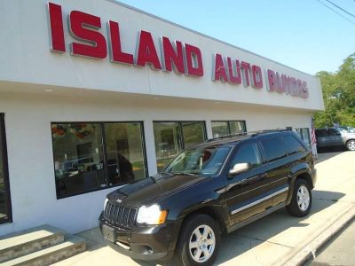 2010 Jeep Grand Cherokee Laredo (Black)
