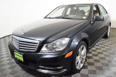 2013 Mercedes-Benz C-Class C300 4MATIC Luxury ()