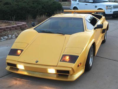 1981 Lamborghini Countach