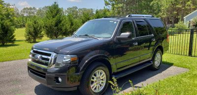 2014 Ford Expedition Limited 4D