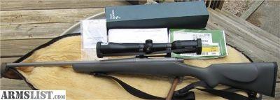 For Sale: Remington model seven Custom Shop KS 243 Win