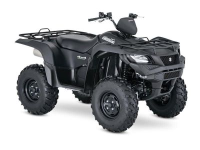 2017 Suzuki KingQuad 500AXi Power Steering Special Edition Utility ATVs Jamestown, NY