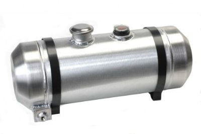 Purchase 10x40 Spun Aluminum Gas Tank With Edge Outlet Bung And Sight Gauge 13.5 Gallons motorcycle in Corona, California, United States, for US $320.00