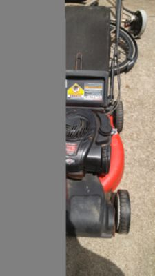 "21"" Yard Machine self-propelled lawn mower"
