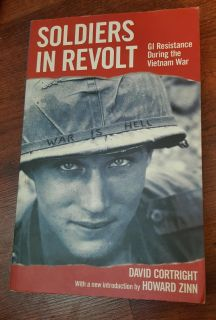 Soldiers in Revolt: GI Resistance During the Vietnam War (paperback book)