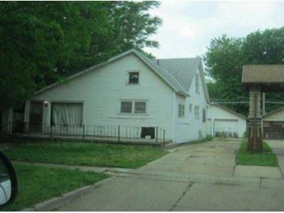 3 Bed 1.5 Bath Foreclosure Property in Wichita, KS 67203 - N Jackson Ave