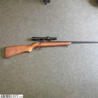 For Sale: REMINGTON 510 TARGETMASTER