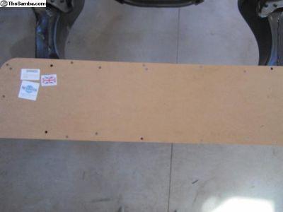 Rear Interior Hatch Panel