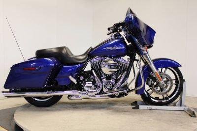 2015 Harley-Davidson Street Glide Touring Motorcycles Pittsfield, MA